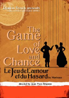 The Game of Love and Chance By Dram'in French